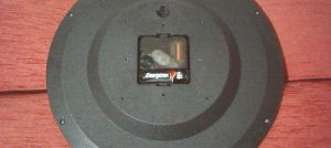 Sat Quartz i Baterija Energizer