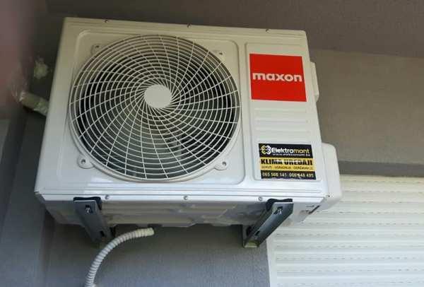 Klima Maxon 12 sa ugradnjom 599 KM Banja Luka 065/566-141 garancija 2 g. Elektromont Banja Luka