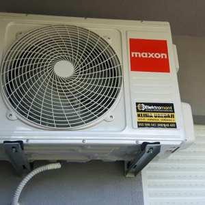 AKCIJA !!! Klima INVERTER Maxon Wi-Fi sa ugradnjom od 850 KM Elektromont Banja Luka 065 566 141