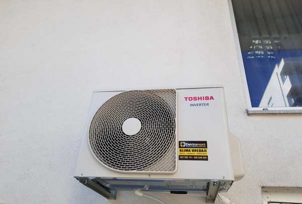 AKCIJA !!! Klima uređaji Toshiba novi model SEIYA  Elektromont Banja Luka 065 566 141