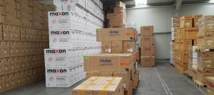AKCIJA !!! Klima Maxon 12 sa ugradnjom 570 KM Elektromont Banjaluka 065/566-141