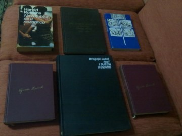 Ćopić, Robins, Babelj, Novi Zavjet … (po knjizi)