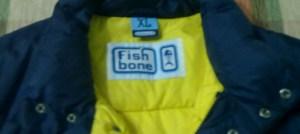 Zimska jakna Fishbone (XL)