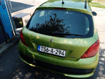 Peugeot 207,1.4 benzin