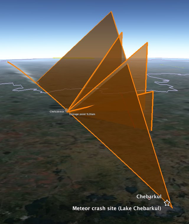 meteorgeview
