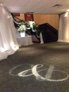 Knoxville wedding venue-Club Leconte-jim ogle dj-Lighting
