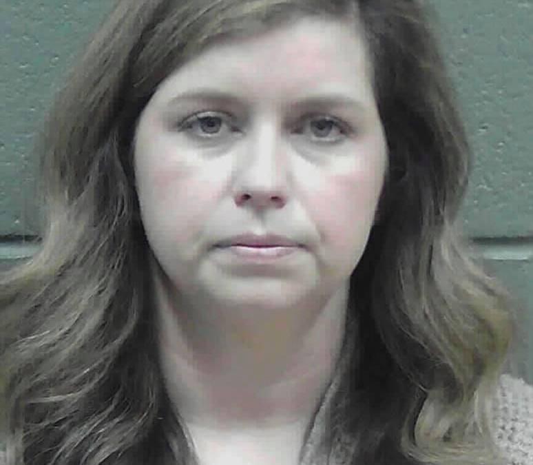 Treasurer Arrested