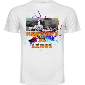 Camiseta: Monforte de Lemos
