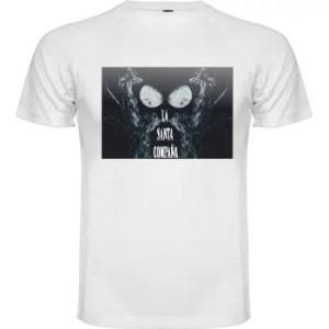 Camiseta: La santa compaña