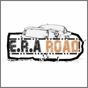 E.R.A ALL ROAD. Diseño de logotipo