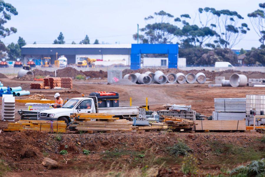 infrastructure procurement