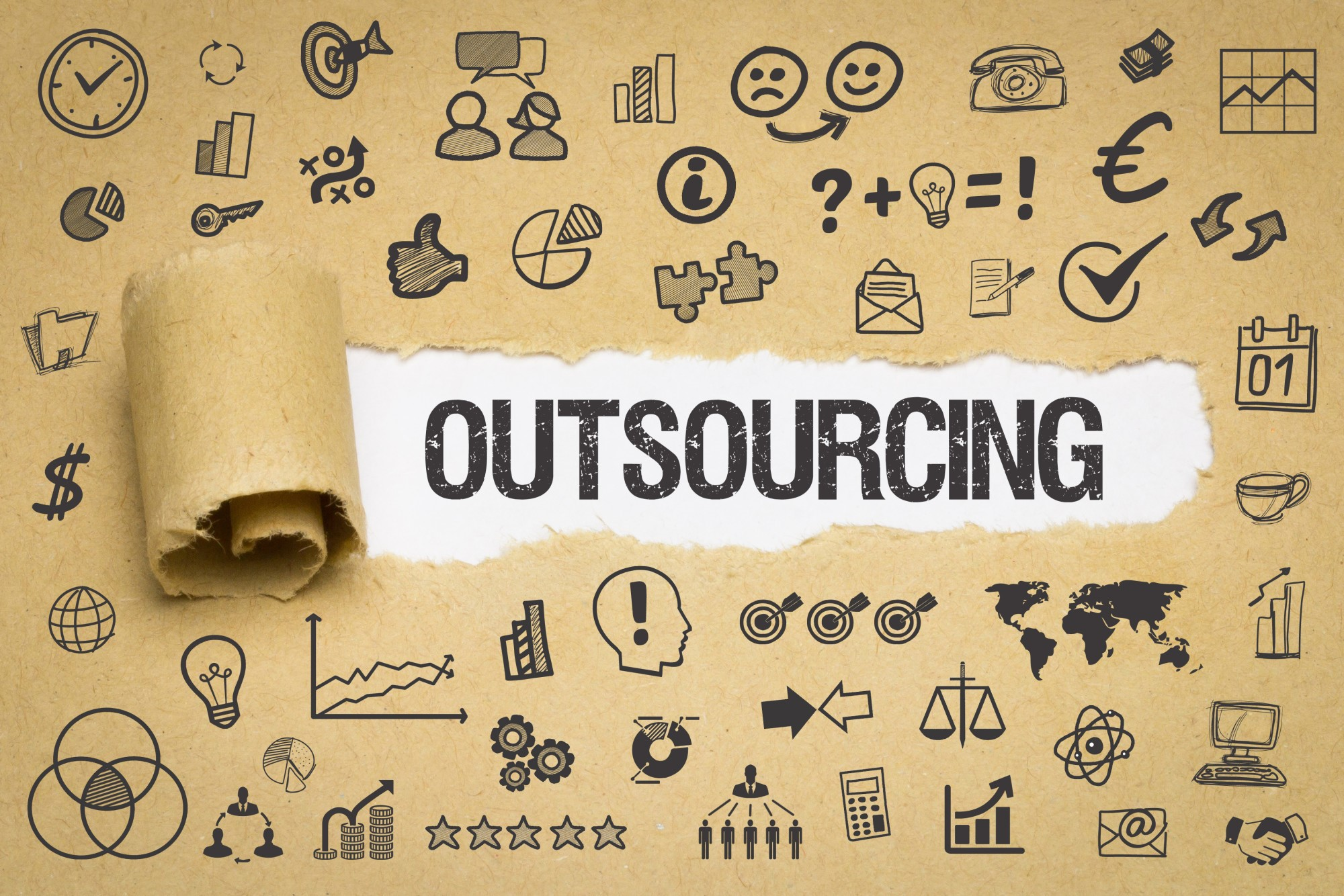 supply chain outsourcing