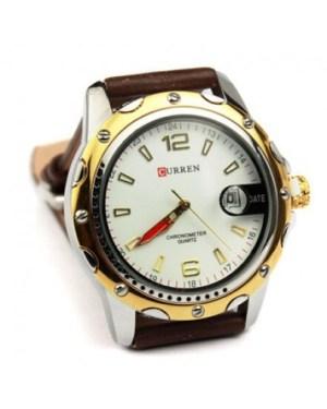 Стилен мъжки часовник с дата Curren
