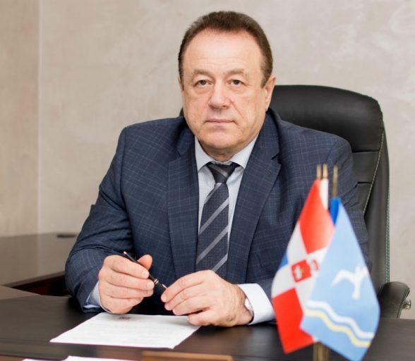 Обращение Юрия Вострикова к жителям округа в связи с переходом региона на режим полной самоизоляции