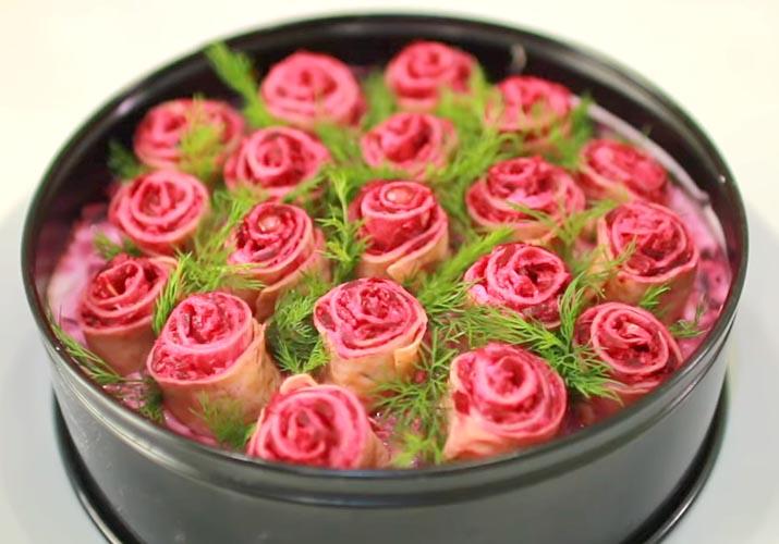 Rosa sill