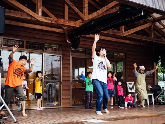 東京多摩学園しいたけ収穫祭(2017)