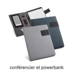 conférencier powerbank