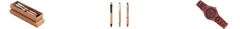 OgrafX nature eco friendly objets pub stylos