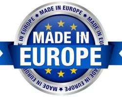 fabrication en Europe