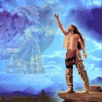 O poder espiritual dos cabelos longos - cultura ameríndia