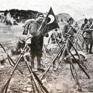 Mustafa Kemal Paşa ve Samsun yolculugu (1)