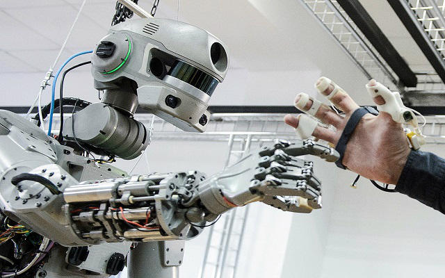 otonom robotlar