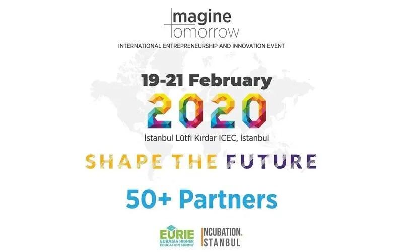 Imagine Tomorrow Girişimcilik ve İnovasyon Etkinliği