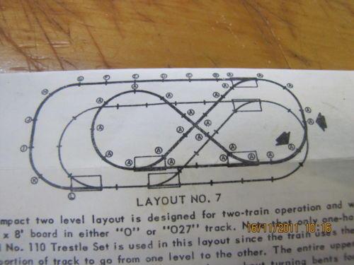 MultiLevel Layout Plans  O Gauge Railroading On Line Forum