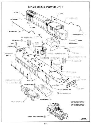 Please Help! Looking For Lionel Parts | O Gauge