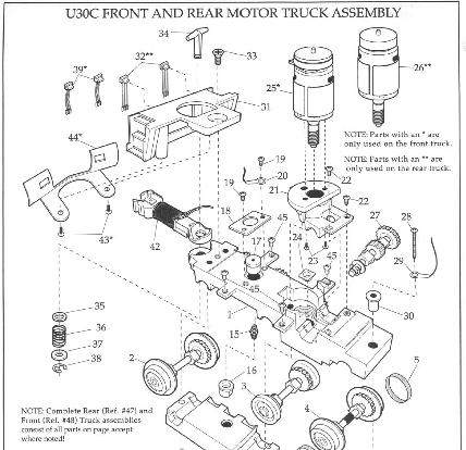 Lionel E Unit Wiring Diagram, Lionel, Free Engine Image
