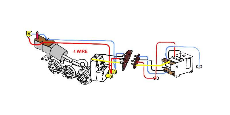American 3 Wire Plug Wiring Diagram American Flyer 282 And 302 O Gauge Railroading On Line Forum