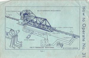 313 Bascule bridge | O Gauge Railroading On Line Forum