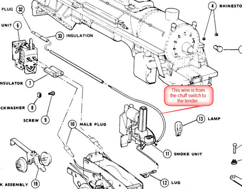 Lionel Track Switch Wiring Diagram Lionel Engine Wiring