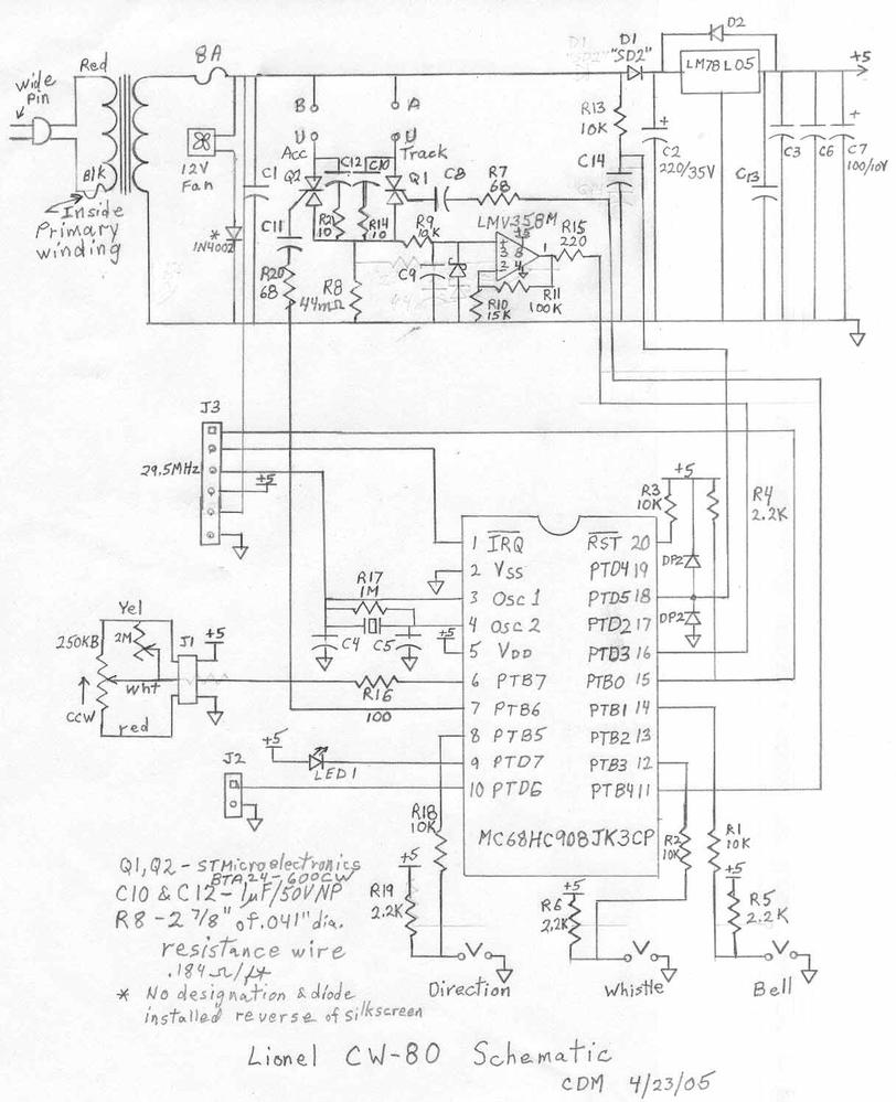 Mth Transformer Wiring Diagram Auto Electrical Related With