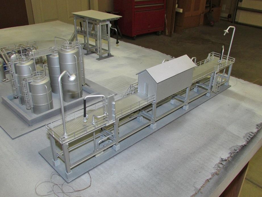 HO Scale Refinery Addon  O Gauge Railroading On Line Forum