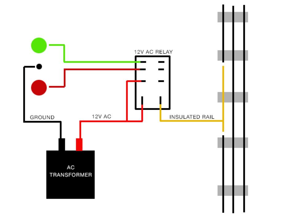 Rib Relay Dpdt Wiring 120VAC Relay Wiring ~ Elsavadorla
