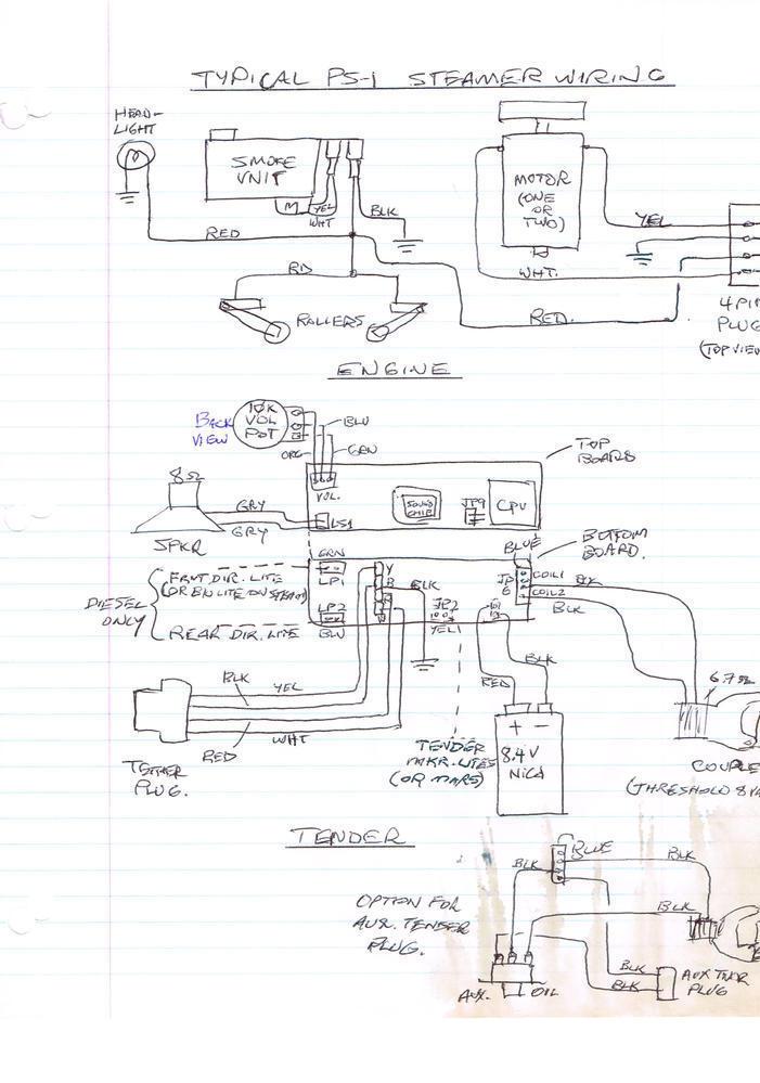 Proto wiring diagram