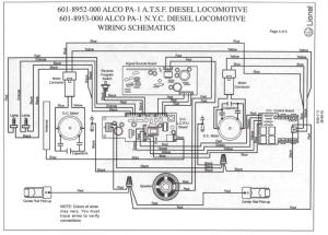 Wiring diagram for Lionel 618573 pictures added   O Gauge