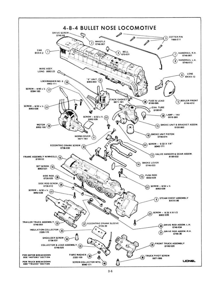 Lionel 675 Wiring Diagram Lionel Accessory Wire Diagram