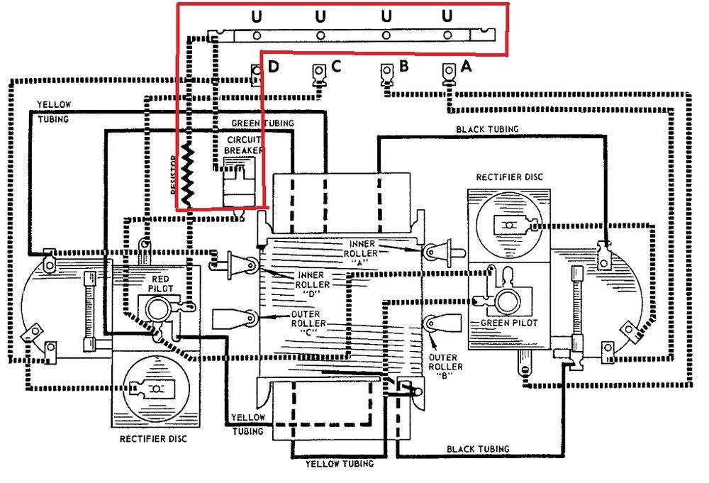[DIAGRAM] Lionel Trains Post War Tender Wiring Diagram