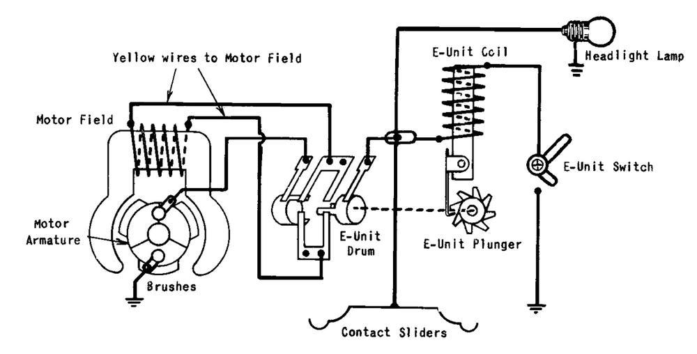 Wiring Diagram E Unit For Lionel 636e
