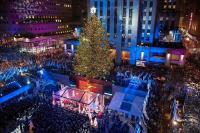 Rockefeller Center Tree Lighting and Radio City | O Gauge ...