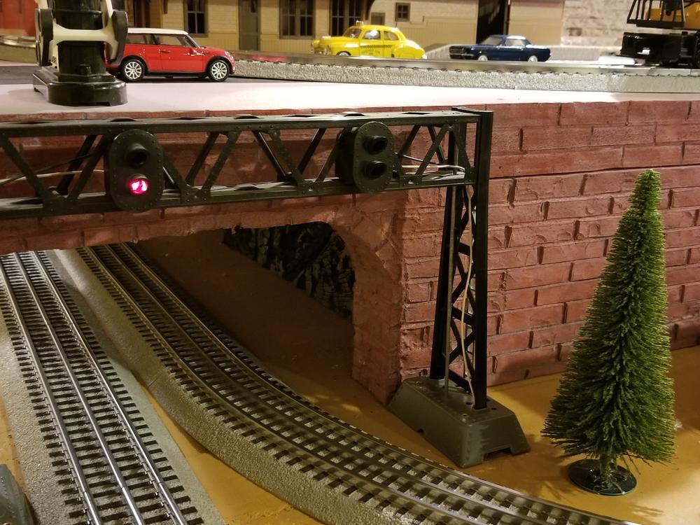 Double Signal Bridge Wiring With 153IR