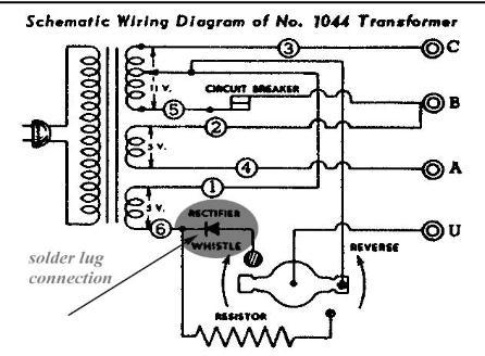 Lionel Train Wiring Diagram : Wiring A Lionel Otc To