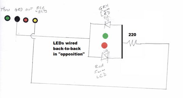 Signal dwarf lights using Lionel Fast Track and MTH AIU