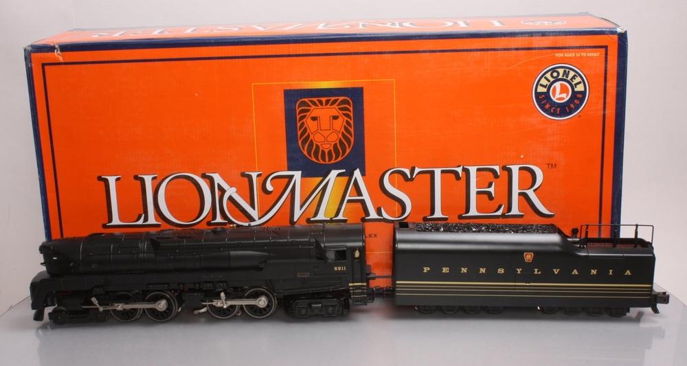 Lionel Legacy Lionmaster PRR T-1 Duplex 4-4-4-4 #5511 Perfect Shape   O Gauge Railroading On Line Forum