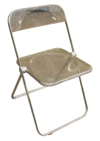 1970s Lucite Folding Chairs | Olde Good Things
