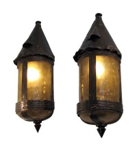 Arts & Crafts Bronze & Copper Sconces | Olde Good Things