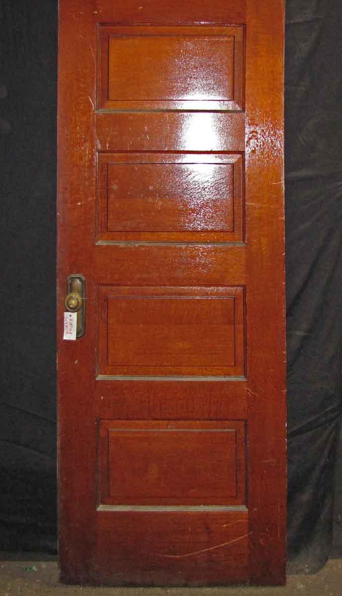 Five Panel Oak Door Olde Good Things