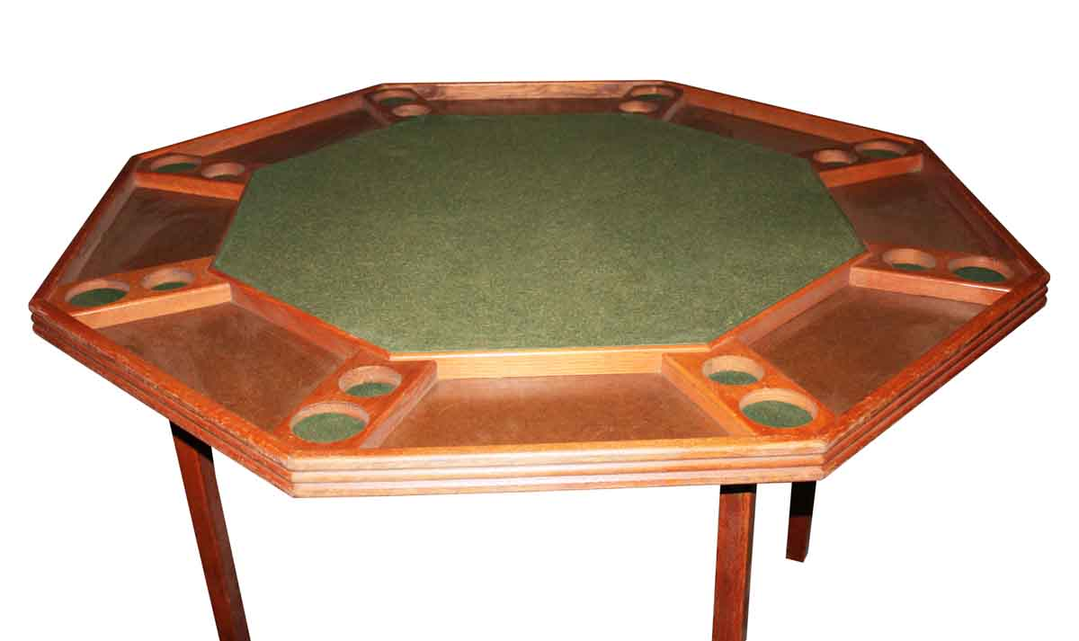 Vintage Folding Card Game Table  Olde Good Things